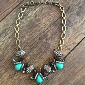 J.crew gorgeous ladybug necklace